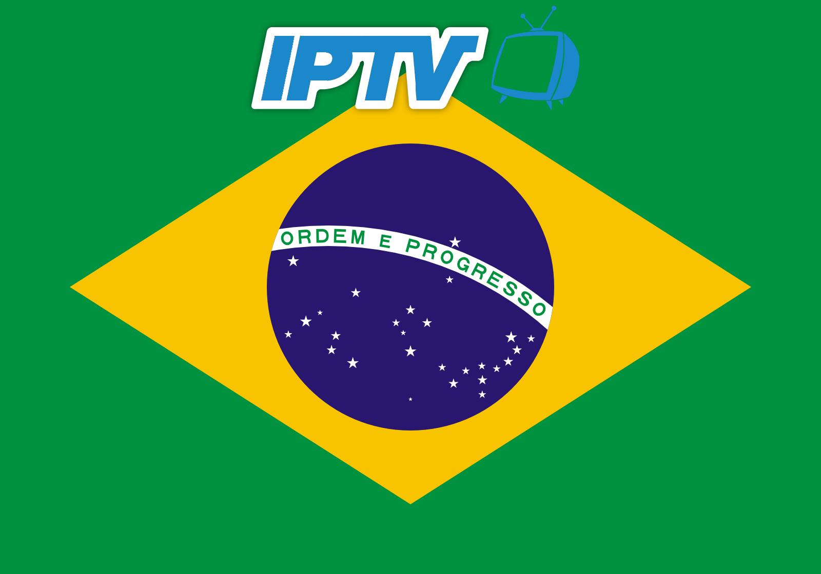 Listas IPTV m3u para Brasil Gratis y Actualizadas